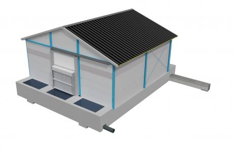 Calf Care System kalverenopfok huisvesting Versteegh